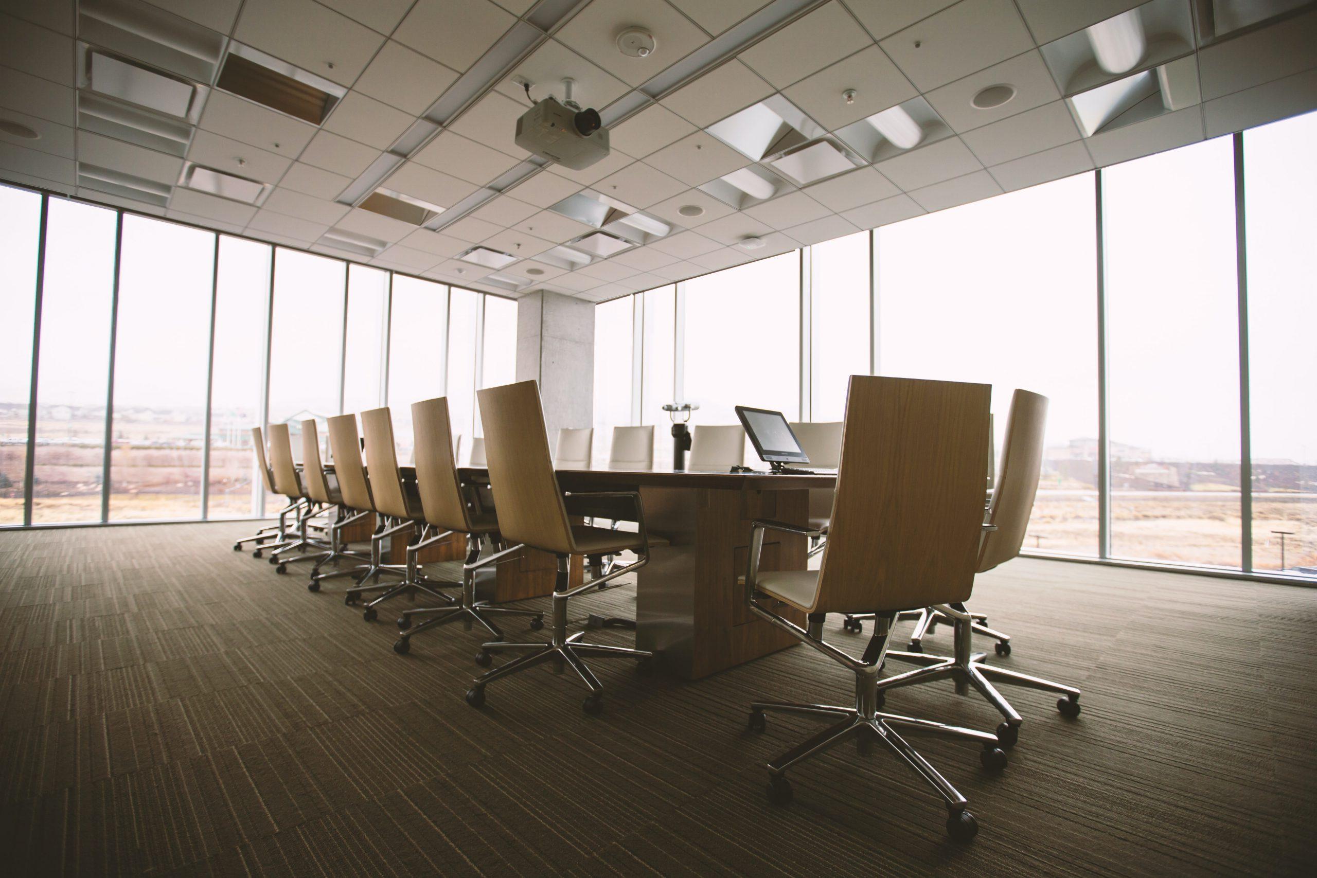 会社会議室