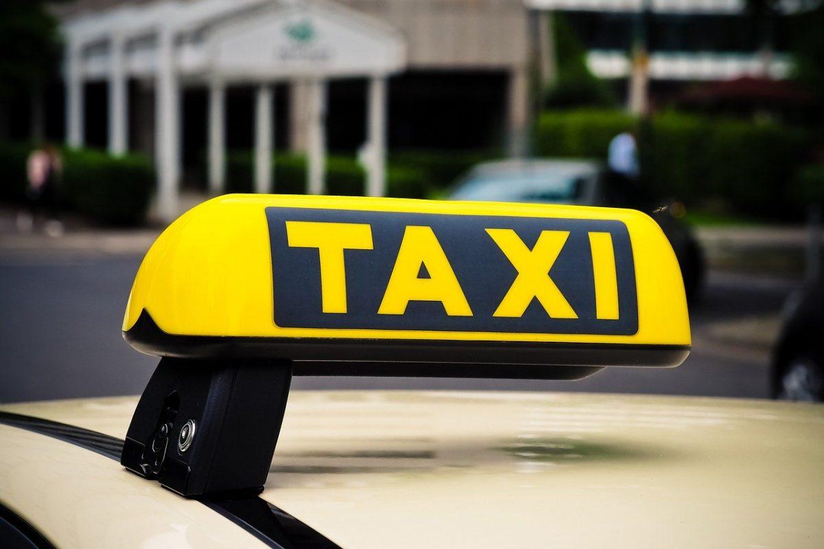 タクシー行燈2